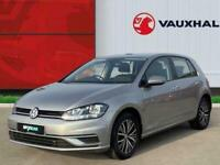 2018 Volkswagen Golf 1.4 Tsi Se Nav Hatchback 5dr Petrol s/s 125 Ps Hatchback PE