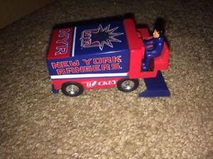 New York Rangers Zamboni