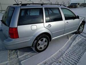 2003 Volkswagen Jetta WAGON 1.8 TURBO 5 SPEED ONLY 106Km!!!!