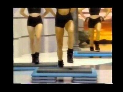 Cher Fitness - Body Confidence & Step Workout DVD in one - free UK Shipping!