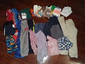Boys 4T/5T Clothing Lot