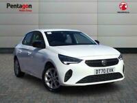2021 Vauxhall CORSA 5 DOOR 1.2 Se Hatchback 5dr Petrol Manual 75 Ps Hatchback PE