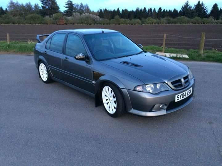 Mg Zs 180 Swap Or