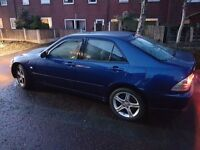 Lexus IS200, New Tyres, Battery Timing belt, Just Valeted 6months MOT