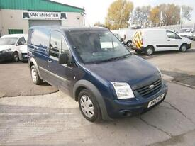 Ford Transit Connect T200 Low Roof Trend 90ps Air Con DIESEL MANUAL BLUE (2012)