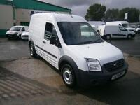 Ford Transit Connect T230 lwb High Roof Van Tdci 90ps DIESEL MANUAL WHITE (2013)