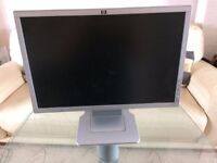 HP Computer monitor full working order