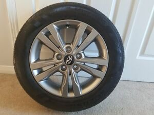 Hyundai Rims and tires