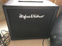 Hughes & Kettner TM112 TubeMeister 112 1x12 guitar Cabinet cab