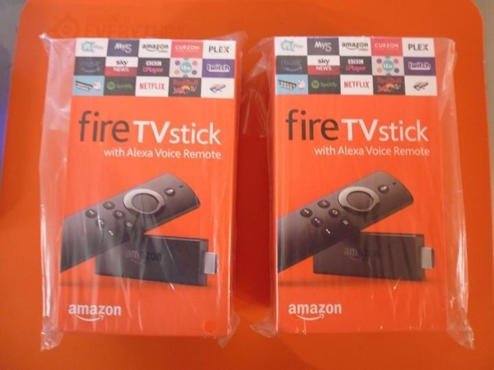 Amazon TV Fire Stick With Alexa Voice Remote | in Middlesbrough