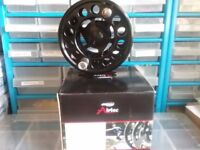 BRAND NEW AIRFLO AIRTEC #10/12 FLY REEL ALSO NEW AIRFLO AIRTEC 5/6 FLY REEL