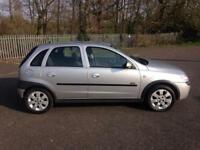 2003 Vauxhall Corsa 1.0 Design 5Doors Manual With 12 Month MOT PX Welcome