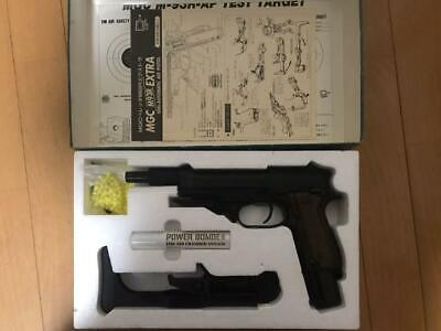 Used, MGC M93R EXTRA Model Gun Semi Automatic Limited Rare from Japan Free Shipping for sale  Shipping to United States
