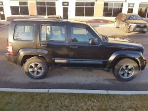 2008 Jeep Liberty Sport Edition