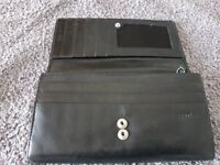 Women's black Fiorelli purse - used