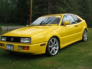 Rare 1991 VW Corrado G60 Factory Supercharged Car
