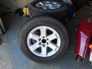 EUC Winter Tires