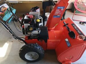 Ariens Snowblower Deluxe 28