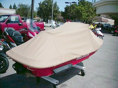 PWC Jet ski cover- Tan Fits Yamaha Wave Runner FZR 2009-2016