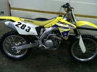 2006-7 Rmz 450. Not cr yz kx ktm
