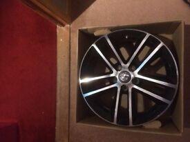 black edition alloy wheels