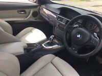 BMW 335i M-SPORT Highline DCT Transmission 2009 MOT'd April 2019 Excellent Condition