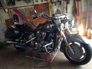 Motocyclette à vendre!