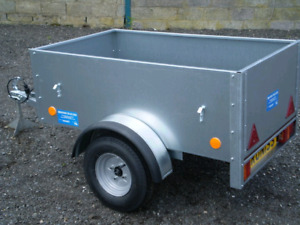 Looking for a small utility trailer