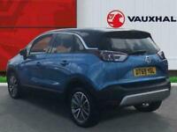 2020 Vauxhall CROSSLAND X 1.2 Turbo Ecotec Sri Nav Suv 5dr Petrol Manual s/s 110