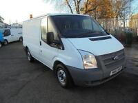 Ford Transit Low Roof Van Tdci 100Ps DIESEL MANUAL WHITE (2012)