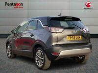 2019 Vauxhall CROSSLAND X 1.2 Turbo Ecotec Sport Suv 5dr Petrol Manual s/s 110 P