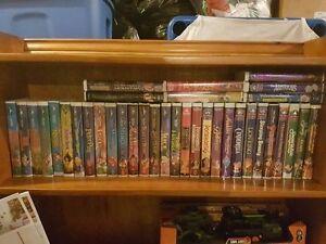 36 Disney VHS