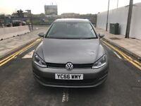 Volkswagen Golf 2.0 TDI BlueMotion Tech Match Edition 5dr (start/stop)