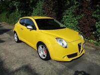 Alfa Romeo MiTo 1.4TB 155bhp Veloce