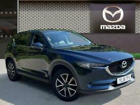 image for 2018 Mazda CX 5 2.0 Skyactiv G Sport Nav Suv 5dr Petrol s/s 165 Ps Estate PETROL