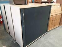 18 mid sized tambour door units in stock