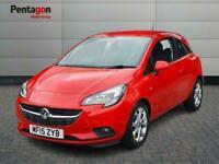 2015 Vauxhall CORSA 3 DOOR 1.2i Excite Hatchback 3dr Petrol a/c 70 Ps Hatchback