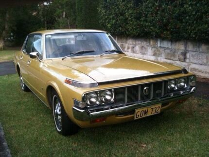 Toyota Crown Classic Car Roseville Ku-ring-gai Area Preview