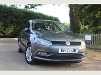 Volkswagen Polo 1.2 TSI Match Edition DS DAradio G (Automatic)