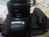 Canon EOS 6D DSLR with 50mm Lens