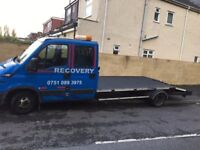24hr CHEAP! Breakdown Recovery, 3.5ton Truck, Car Transportation , Get your quote today