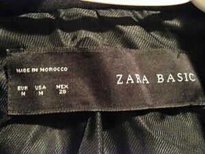 Gorgeous Zara Coat North Shore Greater Vancouver Area image 2