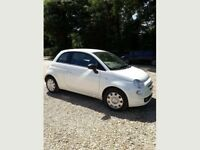 fiat 500 2015 15 plate 16000 miles