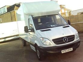 Mercedes-Benz Sprinter 313 CDI LWB 3.5T WITH TAIL/LIFT DIESEL MANUAL (2013)