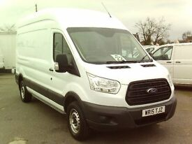WHITE TRANSIT VAN FOR SALE