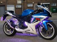 Gsxr L1 2012 showroom condition finance clear