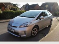 TOYOTA PRIUS TOP RANGE MODEL PLUG IN PHEV ONE OWNER FROM NEW FULL TOYOTA HISTORY UNDER WARRANTY UK