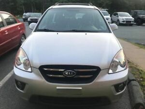 2010 Kia Rondo EX, LEATHER, 7 PASSENGER Hatchback