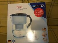 Brand New unopened Brita jug and filters
