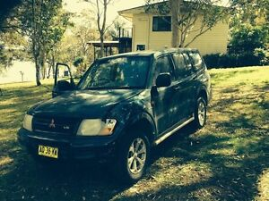Wrecking Pajero 2002 petrol manual 3.5ltr Toukley Wyong Area Preview